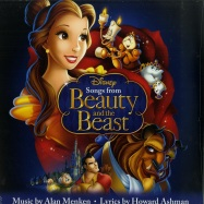 Front View : Various Artists - SONGS FROM BEAUTY AND THE BEAST O.S.T. (LP) - Walt Disney / 8740326