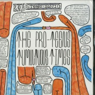 Front View : The Pro-Teens - TUMULTUOUS - Many Naps / MN002