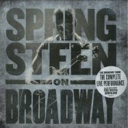 Front View : Bruce Springsteen - SPRINGSTEEN ON BROADWAY (4LP + MP3) - Sony / 19075904371