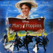 Front View : Richard M. Sherman & Robert B. Sherman - MARY POPPINS O.S.T. (2LP) - Walt Disney Records / 8740867