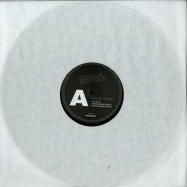 Front View : Kevin Over & Tilman - SPLIT EP - Inhale Exhale Records / INEX006