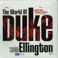 Front View : WDR Big Band Köln - THE WORLD OF DUKE ELLINGTON PART 2 (LP) - BHM Productions / BHM 1023-1
