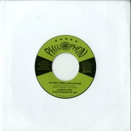 Front View : Alogte Oho & His Sounds Of Joy - ALLEMA TIMBA (7 INCH) - Philophon / PH45020