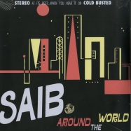 Front View : Saib. - AROUND THE WORLD (2LP) - Cold Busted / CB96