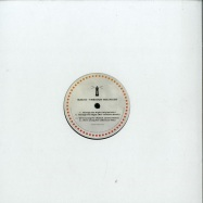 Front View : Mar io - THROUGH THE NIGHT - Form & Terra Records / FORMNTERRA002