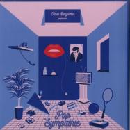 Front View : Vidal Benjamin - POP SYMPATHIE (2LP, GATEFOLD) - Versatile / VERLP39