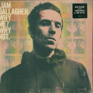 Front View : Liam Gallagher - WHY ME? WHY NOT. (LP) - Warner Music International / 9029540841
