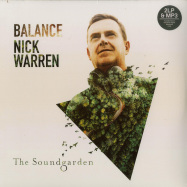 Front View : Nick Warren - BALANCE PRESENTS THE SOUNDGARDEN (2LP) - Balance Records / BAL027LP