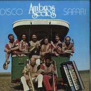 Front View : Ambros Seelos - DISCO SAFARI - Private Records / 369.060