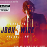 Front View : Tyler Bates & Joel J. Richard - JOHN WICK: CHAPTER 3 - PARABELLUM O.S.T. (2LP) - Concord Records / 7212294