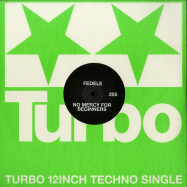 Front View : Fedele - NO MERCY FOR BEGINNERS - Turbo Recordings / Turbo205