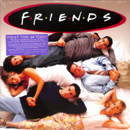 Front View : Various Artists - FRIENDS O.S.T. (LTD PURPLE 2LP) - Reprise Records / 9362489549