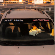 Front View : Jessy Lanza - ALL THE TIME (COLOURED LP + MP3) - Hyperdub / HDBLP051 / 00140997
