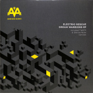 Front View : Electric Rescue - DREAM WARRIORS (DENISE RABE/TWR72 REMIX) - Arkham Audio / ARKIO004