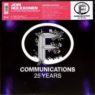 Front View : Jori Hulkkonen - LETTER FROM CARDASSIA (REISSUE) - F COMMUNICATIONS / 267A054133
