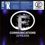 Front View : Sound of K - SILVERY SOUNDS (FCOM 25 REMASTERED) - F COMMUNICATIONS / 267WT24133