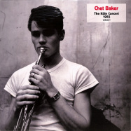 Front View : Chet Baker - KOELN CONCERT 1955 VOL.1 (LP) - Naked Lunch / ND017 / 00142472