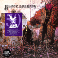 Front View : Black Sabbath - BLACK SABBATH (180G LP) - BMG / 405053863696