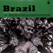 Front View : Various Artists - BRAZIL (180G LP) - Wagram / 3381666 / 05202231