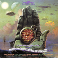 Front View : The Amorphous Androgynous - A MONSTROUS PSYCHEDELIC BUBBLE (LP) - Jumpin & Pumpin / LPTOT78