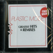 Front View : Plastic Mode - GREATEST HITS & REMIXES (2XCD) - Zyx Music / ZYX 23038-2