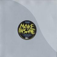 Front View : Droido - MAKE INSANE / MILTON JACKSON RMX - Silver Network / SIL023
