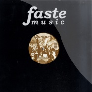 Front View : Frankie - DONTACT EP - Faste Music / Faste002