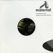 Front View : Samuel L Session / Wehbba / Carlo Lio / Uner - NAVY EP / THE ORGAN TRACK REMIXES - Material Series / Material029