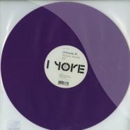 Front View : Orlando B. - FUTURE RESIST EP (COLOURED VINYL) - Yore Records Ltd / yore004ltd
