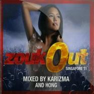 Front View : Various Artists - ZOUKOUT - SINGAPORE 11 (2XCD) - Zoukout / zouk2002cd