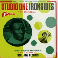 Front View : Various Artists - STUDIO ONE IRONSIDES (2X12 LP) - Soul Jazz Records / sjrlp260