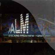 Front View : Palm Highway Chase - ESCAPE FROM NEW YORK (LP) - Spectrum Spools / sp028