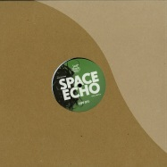 Front View : Manhooker & Space Echo - PUSHIN & SHOVIN - Luv Shack Records / luv011