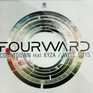Front View : Fourward - COUNTDOWN / WISE GUYS - Shogun Audio / SHA077