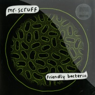 Front View : Mr. Scruff - FRIENDLY BACTERIA (2X12 LP + MP3) - Ninja Tune / ZEN209