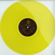 Front View : Mike Sharon / Sem Marini - KNITE GROOVES VOL 1 (YELLOW COLOURED VINYL ) - Ultra Knites / UKR 003