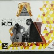 Front View : Kollektiv Ost - K.O. (CD) - Der Turnbeutel / turnbeutelcd03