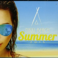Front View : Various Artists - NIKKI BEACH SUMMER 2015 (2XCD) - Defected / In The House / NBITH07CD / 826194314422