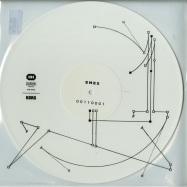 Front View : EMEX - 00110001 EP (WHITE VINYL) - Modular Expansion / ME003