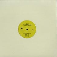 Front View : HVL presents KIYADAMA - COSMIC HUM EP - Rough House Rosie / RHR 010