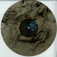 Front View : Rhauder & Paul St. Hilaire - RECONNECTION (CLEAR MARBLED VINYL) - Ornaments / ORN040