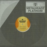 Front View : Phil Tangent & Pennygiles - BARDARBUNGA / CROSSING THE RUBICON - Metalheadz / METHPLA023