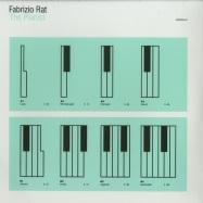 Front View : Fabrizio Rat - THE PIANIST (LP) - Blackstrobe / BSR024 / 147521