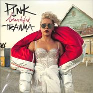 Front View : P!nk - BEAUTIFUL TRAUMA (2X12 LP + MP3) - Sony Music / 88985474691