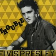Front View : Elvis Presley - TROUBLE (180G LP) - Disques Dom / ELV307 / 7981920