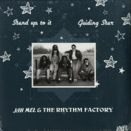 Front View : Jah Mel & The Rhythm Factory - STAND UP TO IT / GUIDING STAR - Jamwax / JAMWAXMAXI18