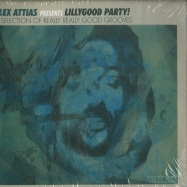 Front View : Various Artists - ALEX ATTIAS PRESENTS LILLY GOOD PARTY! (CD) - BBE / BBE449CCD