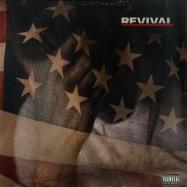 Front View : Eminem - REVIVAL (2X12 LP) - Aftermath / B0027762-01