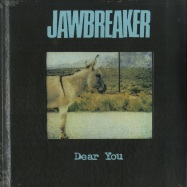 Front View : Jawbreaker - DEAR YOU (BLUE LP) - Universal / 4759977