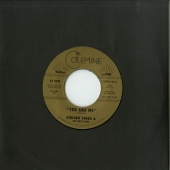 Front View : Durand Jones & The Indicatioins - YOU AND ME / PUT A SMILE ON YOUR FACE (7 INCH) - Colemine / CLMN155-7